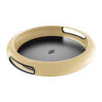 Wesco Spacy Tray rond dienblad