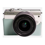 Canon EOS M100 wit + EF-M15-45 STM Limited Edition