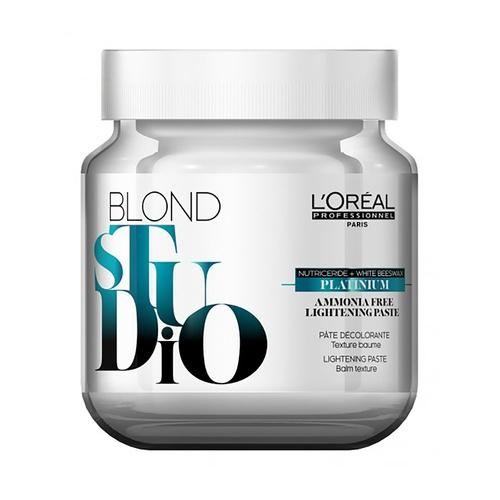 L'Oreal Blond Studio Platinum Lightening Paste 500 gram
