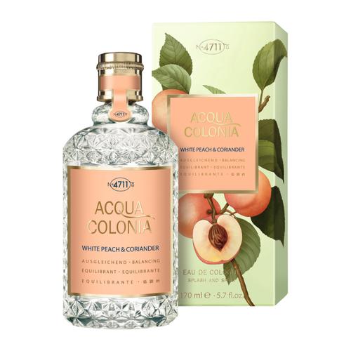 Afbeelding van 4711 Acqua Colonia White Peach & Coriander Eau de cologne 170 ml