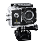 National Geographic Full HD Motion Action Camera 140°