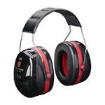Peltor Optime III H540A gehoorbescherming 35 dB zwart