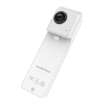 Insta360 Nano zilver 360° camera voor iPhone