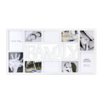 Nielsen Family collage wit kunststof 8999331