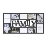 Nielsen Family collage zwart kunststof 8999332
