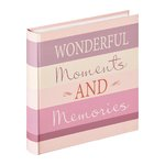 Walther Moments Wonderful 30x30 100 pagina's boekalbum FA336W