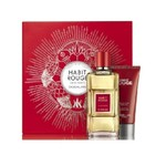 Guerlain Habit Rouge Gift set