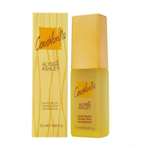 Afbeelding van Alyssa Ashley Coco Vanilla Eau de toilette Alcoholvrij 50 ml