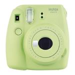 Fujifilm Instax Mini 9 limegroen + 10 instant picture film