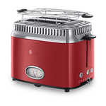 Russell Hobbs 21680-56 Retro Vintage Ribbon Red