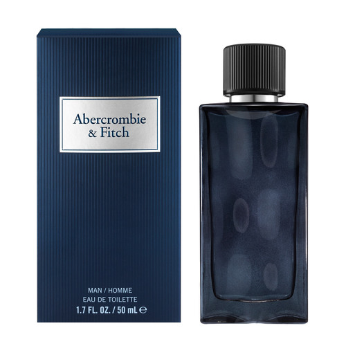 Afbeelding van Abercrombie & Fitch First Instinct Blue Eau de toilette 50 ml