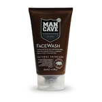 ManCave FaceWash natural skincare 125 ml