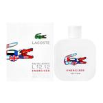 Lacoste Eau De L12.12 Energized Edition eau de toilette 100 ml