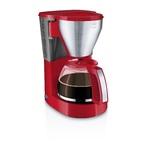 Melitta Easy Top koffiezetapparaat rood