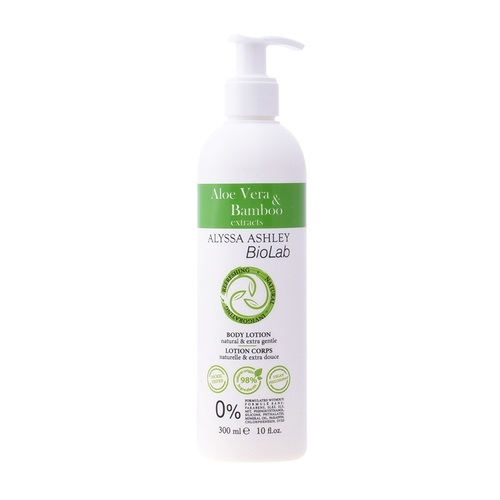 Afbeelding van Alyssa Ashley BioLab Aloë Vera & Bamboo 300 ml