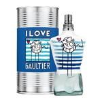 Jean Paul Gaultier Le Male Eau Fraiche I Love Gaultier Special edition 125 ml
