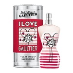 Jean Paul Gaultier Classique I Love Gaultier eau fraiche 100 ml