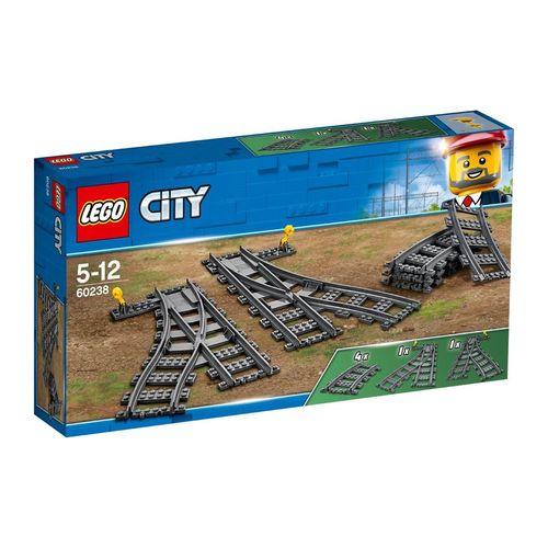 Afbeelding van 60238 LEGO® City Wissels