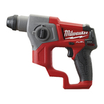 Milwaukee Fuel M12CH-0 Accu-klopboor