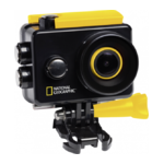 National Geographic Full-HD Action Camera Explorer 2