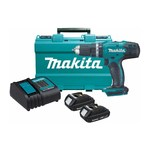Makita DHP453SYE 2x1,5 Ah Accu in koffer