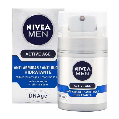 Nivea Men Active Age Anti-Wrinkle Moisturizer DNAge 50 ml