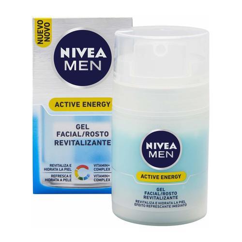Nivea Men Active Energy Revitalizing Gel 50 ml