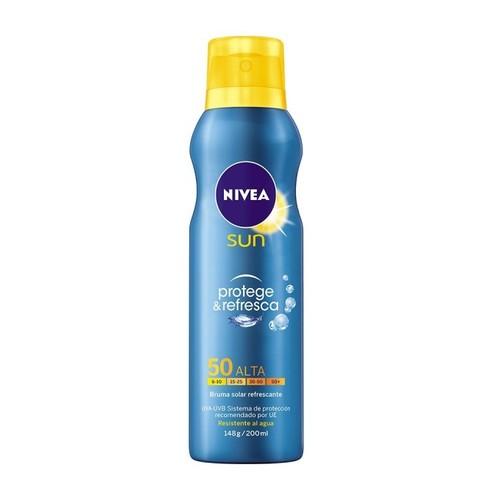 Nivea Sun Protect & Refresh Spray 200 ml SPF 50
