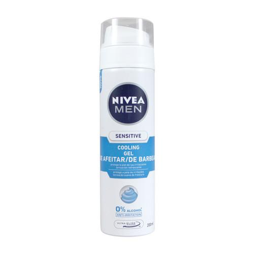 Nivea Men Sensitive Cool Shaving Gel 200 ml