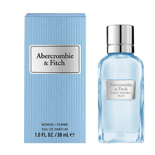Afbeelding van Abercrombie & Fitch First Instinct Blue for women Eau de parfum 30 ml