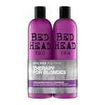 Tigi Bed Head Therapy for Blondes Dumb Blonde duo