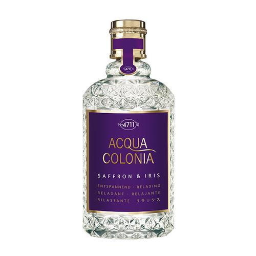 Abbildung von 4711 Acqua Colonia Saffron & Iris Eau de Cologne 170 ml