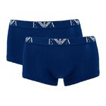 Emporio Armani boxershorts 2-pack blauw
