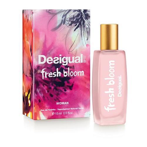 Afbeelding van Desigual Fresh Bloom Eau de toilette 15 ml