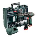 Metabo PowerMaxx BS Basic Set accu klop-/boorschroefmachine