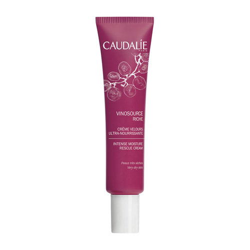 Afbeelding van Caudalie Vinosource Riche Intense Moisture Rescue Cream 40 ml