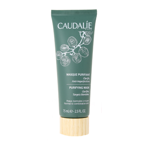 Afbeelding van Caudalie Purifying Mask Clarifies Target Blemishes 75 ml