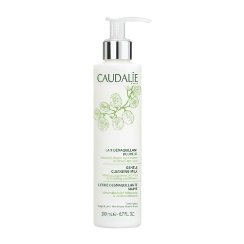 Afbeelding van Caudalie Gentle Cleansing Milk Sweet Almond Face & Eyes 200 ml