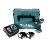 Makita DDF485RTJ 2x 3.0 Ah 18V accu-boor-/schroefmachine