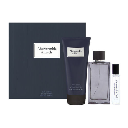Afbeelding van Abercrombie & Fitch First Instinct Blue Gift set