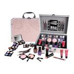 Make-up set roze 42-delig