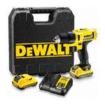DeWalt DCD710D2-QW accu-schroefboormachine