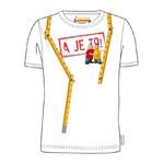Buurman en Buurman wit t-shirt 98/104