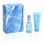 Davidoff Cool Water Woman Gift set 30 ml eau de toilette + 75 ml body lotion