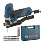 Bosch GST 90 E decoupeerzaag + accessoires in koffer