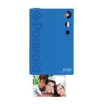 Polaroid Mint 2in1 blauw camera + printer