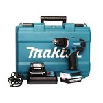 Makita DF347DWE accu-boormachine in koffer